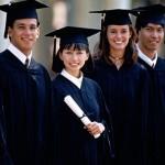 photo of university graduates