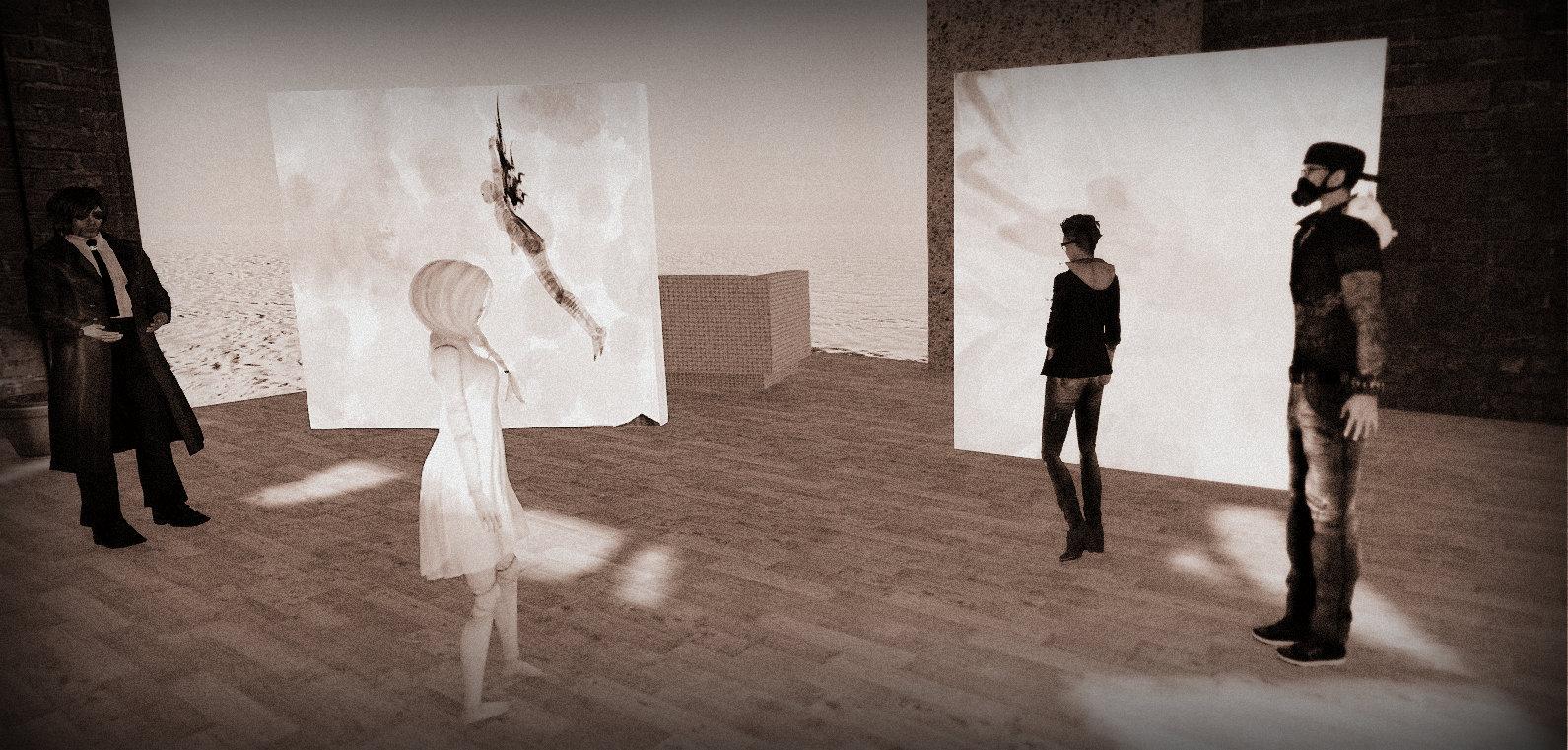 Studio Art 1: Crit Class