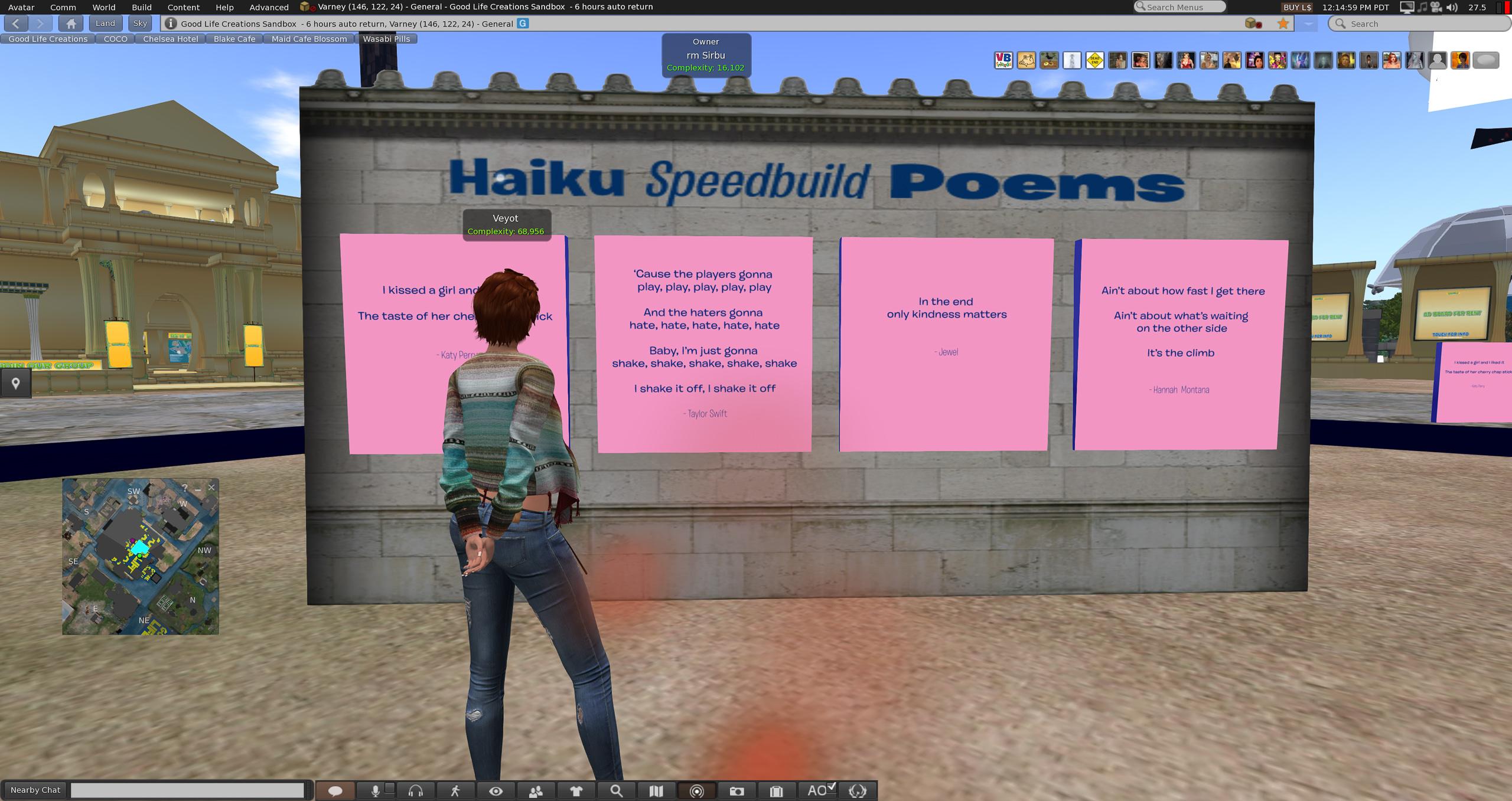 VB 102 – Haiku Speedbuild